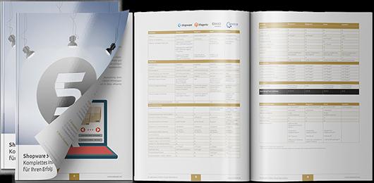 Shopware Whitepaper von webweit: Vergleich Shopware, Magento Oxid und Gambio